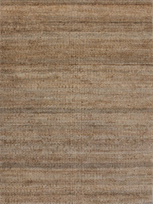 Panama Natural rug is a thick and textured handwoven 100% jute rug